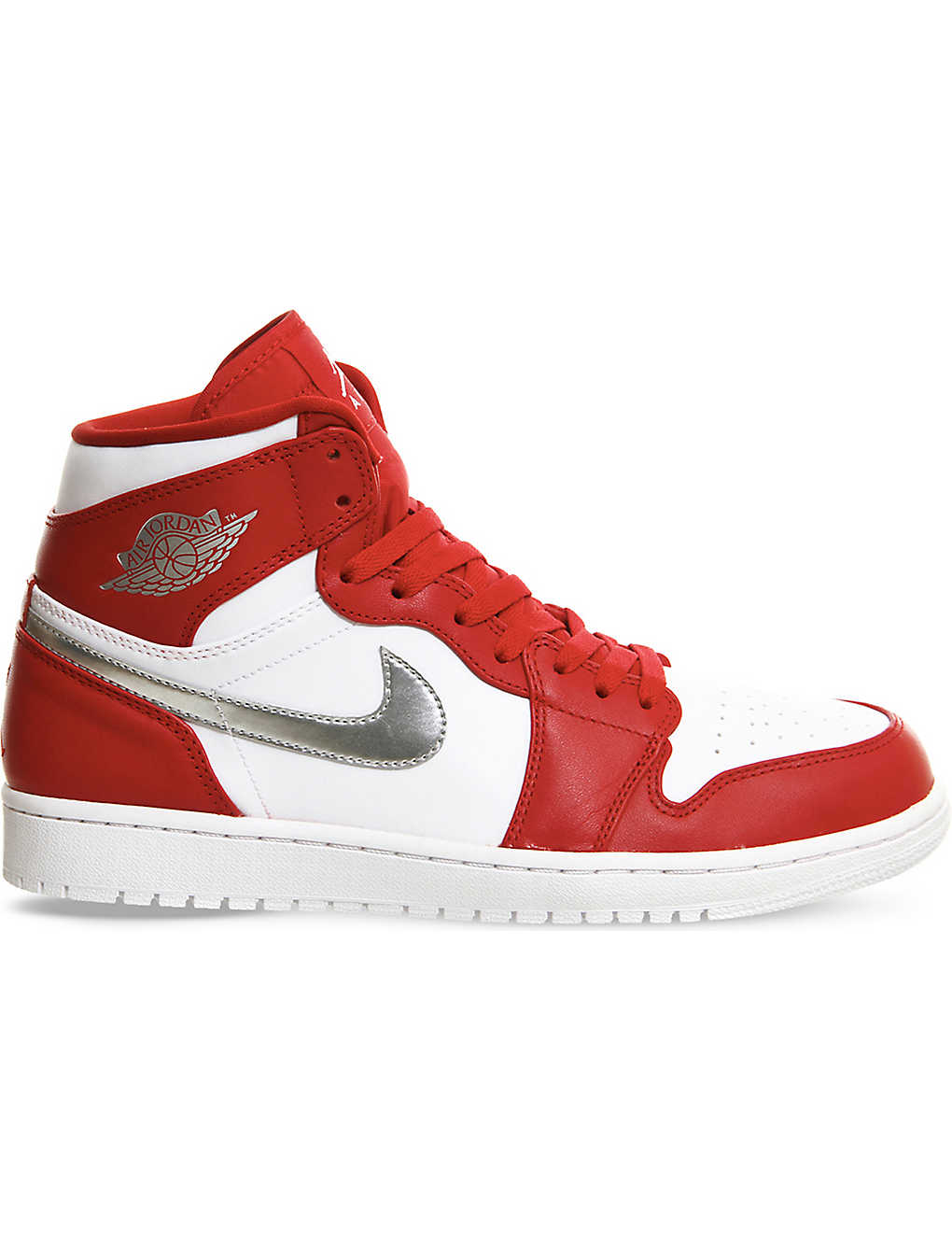 2316ee58dd5 NIKE - Air Jordan 1 Retro leather high-top trainers | Selfridges.com