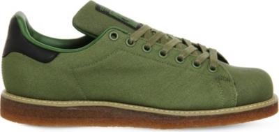 sports shoes 5c696 cd57f ADIDAS - Stan Smith Wedge trainers | Selfridges.com