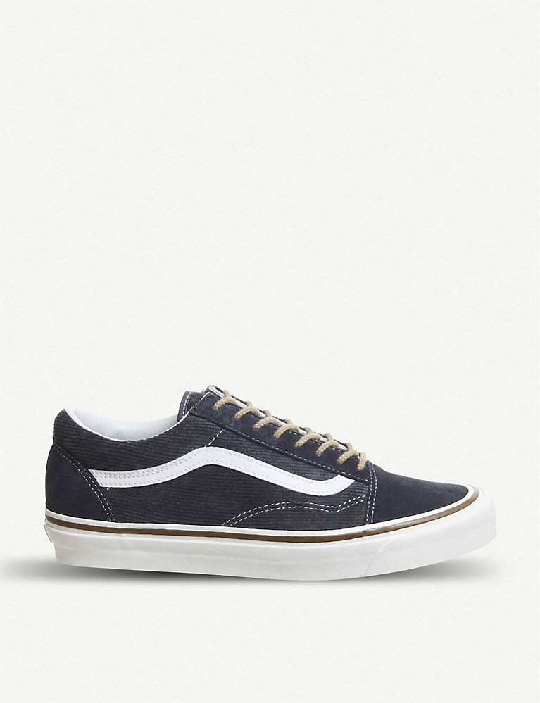 VANS Anaheim Factory Old Skool DX suede suede and canvas