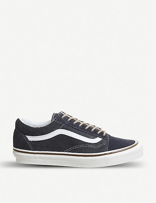 5d60fa9bd2df VANS Anaheim Factory Old Skool DX suede suede and canvas trainers. Quick  view Wish list