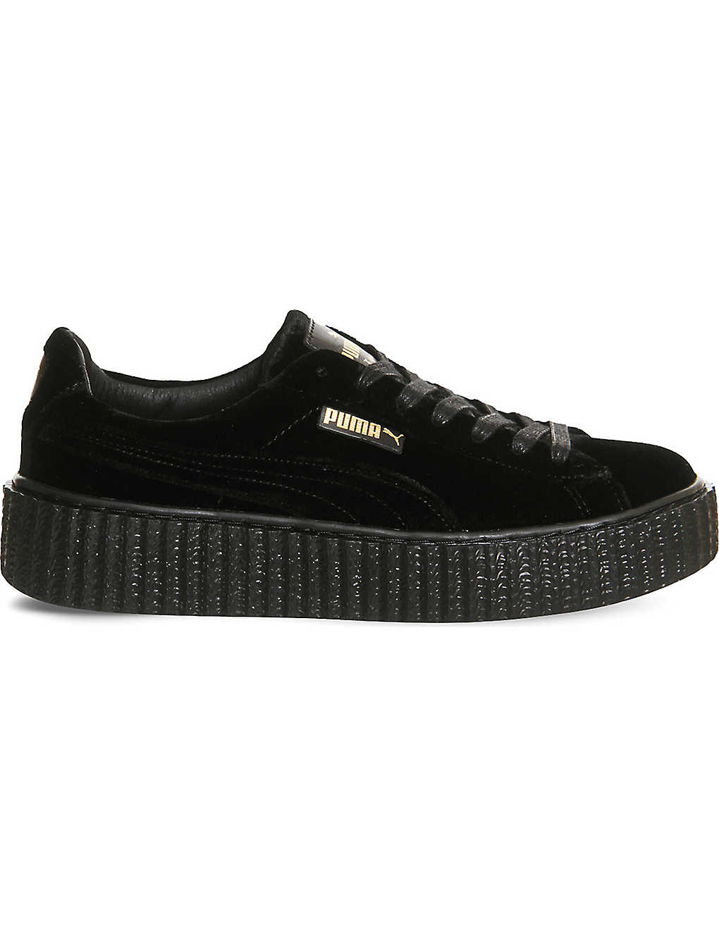 cheap for discount 119df 17765 Fenty x PUMA velvet creepers ...