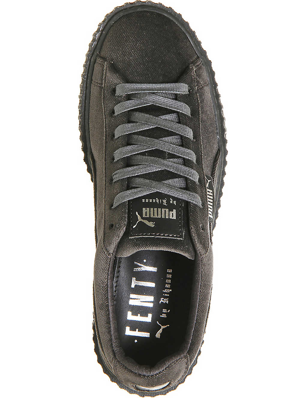 best sneakers f76e2 c59ba PUMA - Fenty x PUMA velvet creepers | Selfridges.com