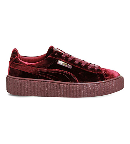 db51f3dbabe0 ... womens training shoe maroon size 9 842d8 04029  promo code for puma  velvet creepers burgundyvelvetfenty. previousnext deca4 6a506