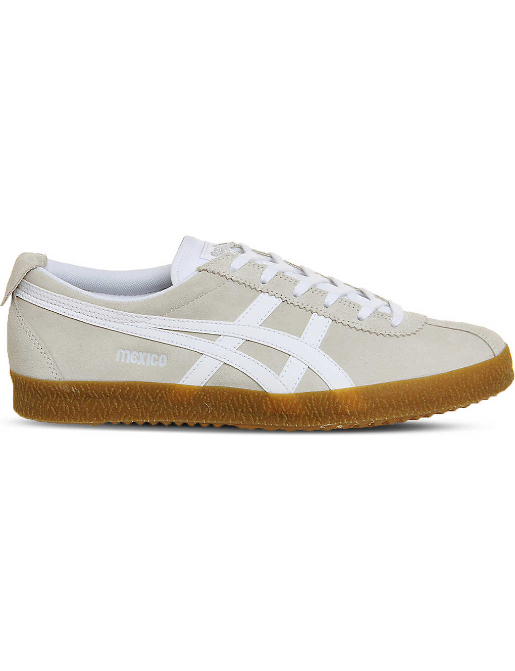 huge selection of 73bd7 2bfdd ONITSUKA TIGER - Mexico 66 Delegation suede trainers ...