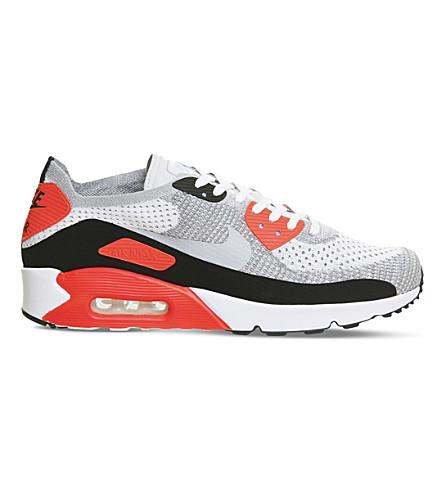 best sneakers b4a6b 82f65 NIKE - Air Max 90 Ultra 2.0 Flyknit trainers | Selfridges.com