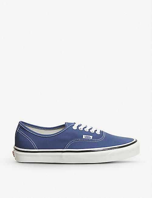 8635c8919c VANS Authentic 44 DX canvas trainers