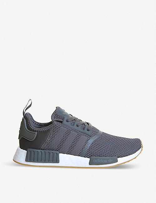 finest selection 96dcc 162bc ... clearance adidas nmd r1 primeknit trainers baddc 93547