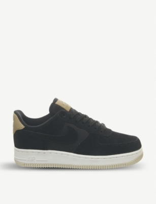 NIKE Air force 1 07 suede trainers
