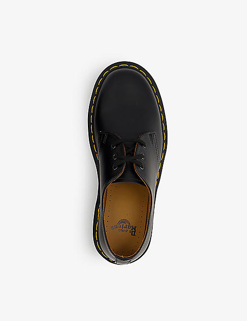 DR. MARTENS 1461 3-eye leather shoes
