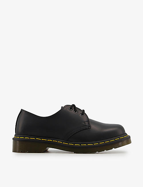 DR. MARTENS: 1461 3-eye leather shoes