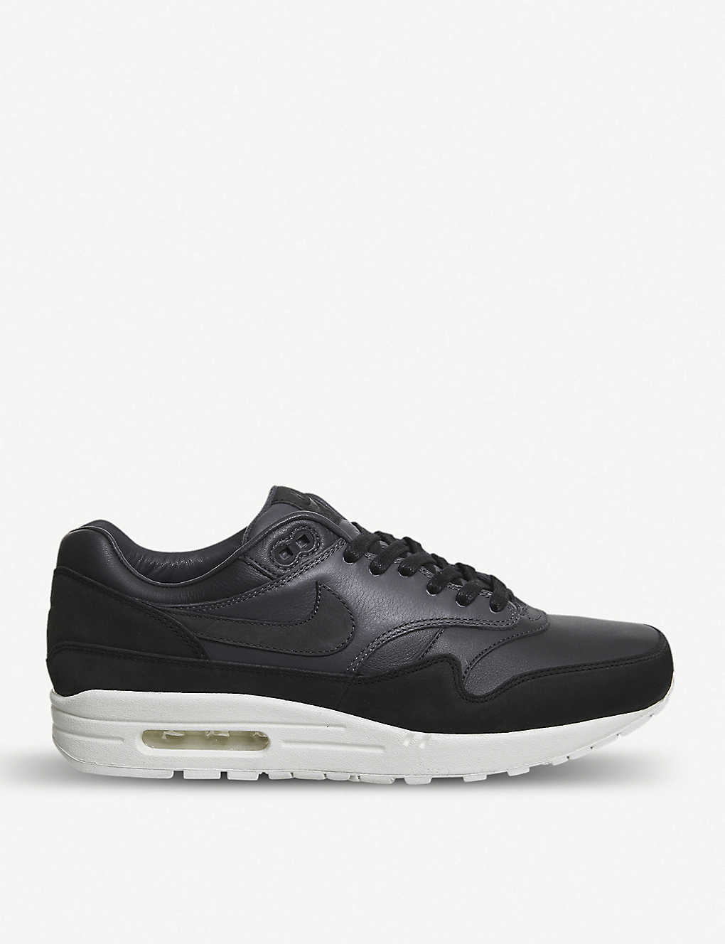 finest selection 7ea15 c634e NIKE Nike Lab Air Max 1 Pinnacle leather trainers