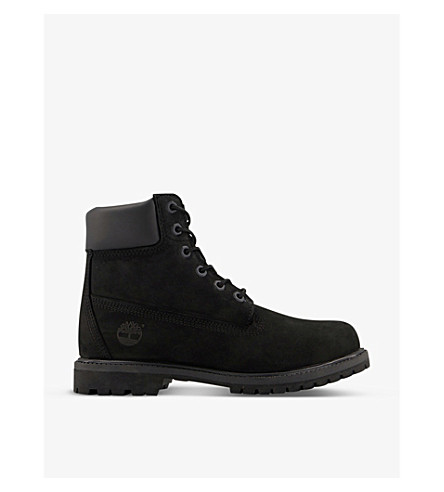"Women'S Waterproof 6"" Premium Boots Women'S Shoes in Black"