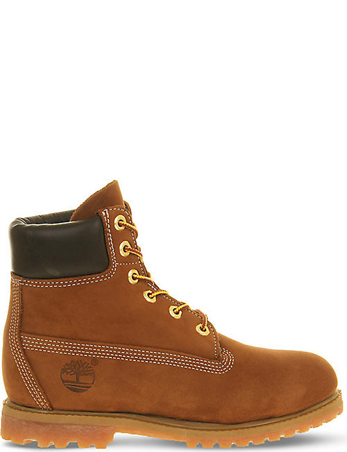 TIMBERLAND Premium 6-inch suede boots