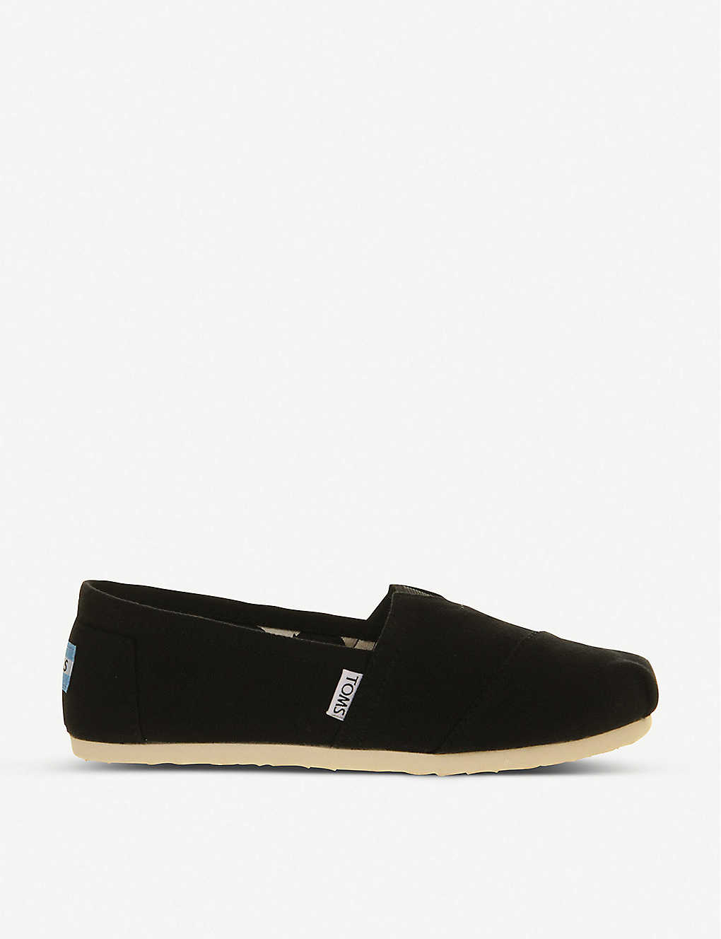TOMS: Classic canvas shoes