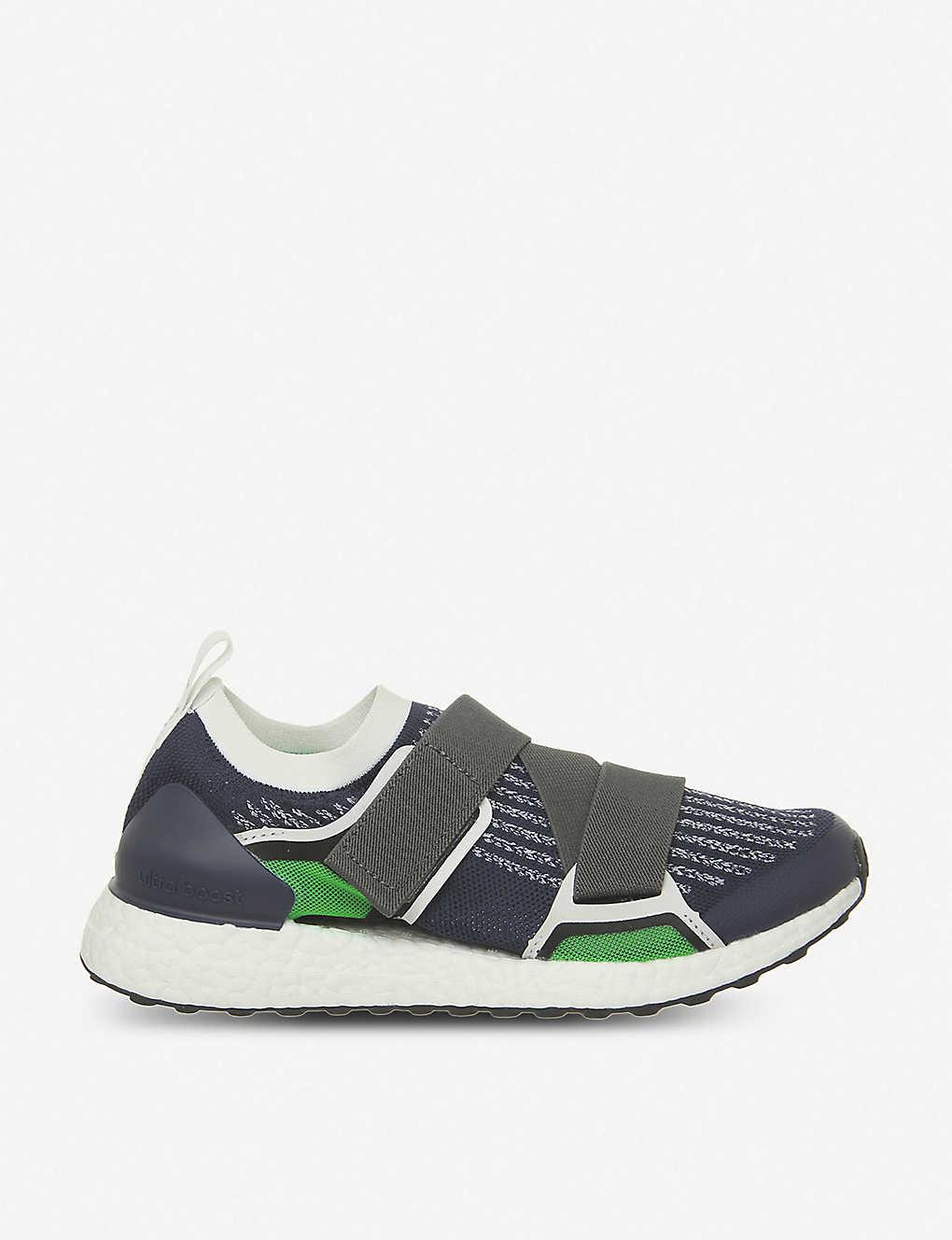 93df72882cd ... adidas by Stella McCartney Ultraboost X Primeknit trainers - Night  indigo granite ...