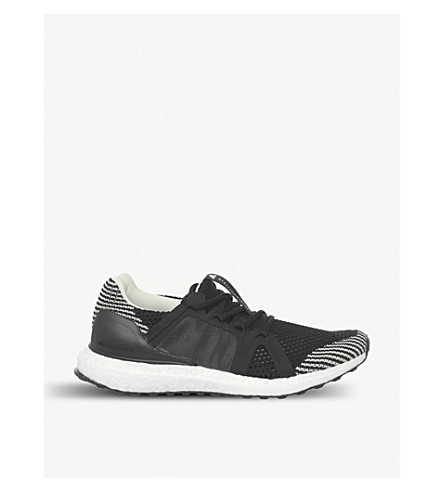 cheap for discount 3c57c 85307 ADIDAS Stella McCartney UltraBoost Primeknit trainers (Black+white+granite