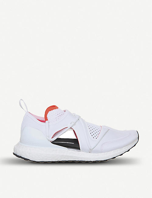 ADIDAS adidas by Stella McCartney Ultraboost T knitted and neoprene running  trainers ec088a0ca922a