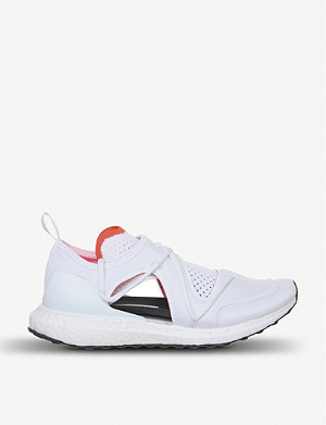 ADIDAS adidas by Stella McCartney Ultraboost T knitted and neoprene running trainers