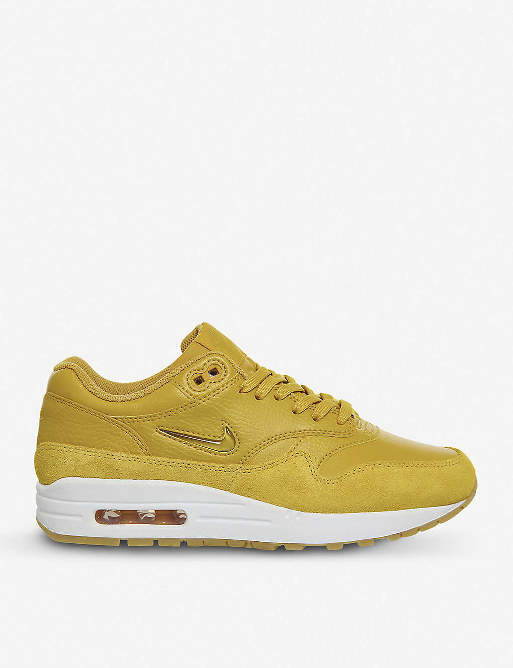 NIKE Air Max 1 Jewel leather trainers |