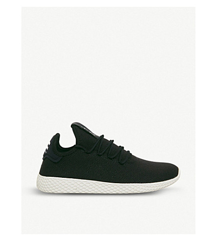 8efa26e565602 ADIDAS - adidas x Pharrell Williams Tennis Hu knit sneakers ...