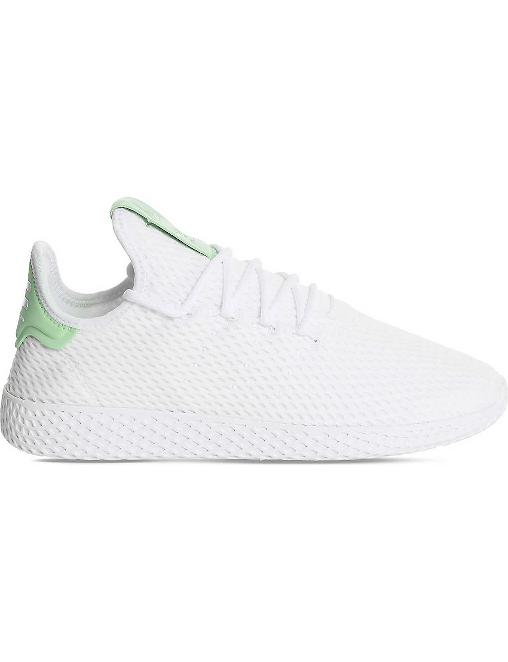 53750a7e9 ADIDAS - Pharrell Williams Tennis HU mesh trainers