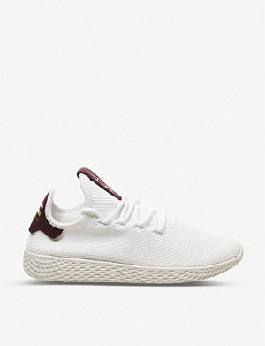 ADIDAS adidas x Pharrell Williams Tennis Hu knit trainers