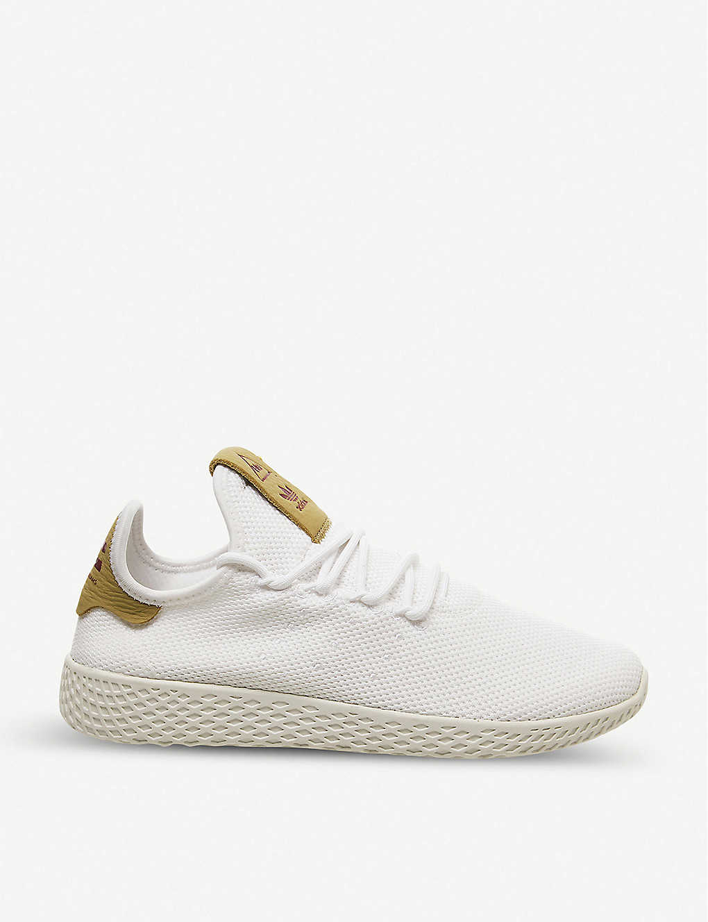 ADIDAS: adidas x Pharrell Williams Tennis Hu knit trainers