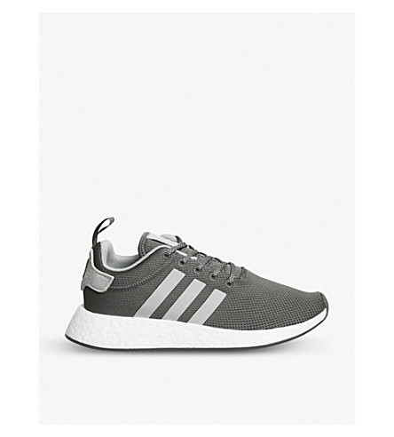 ADIDAS - NMD R2 Primeknit sneakers  c53619631a57
