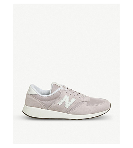 NEW BALANCE Wrl420 suede trainers |