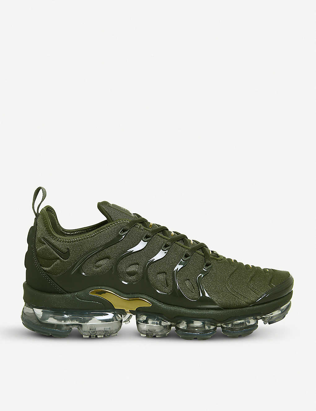 b5bc80fbca1 NIKE - Air Vapormax plus mesh trainers