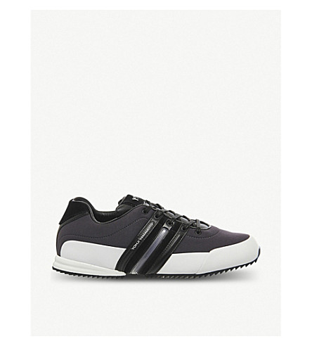 9dd4db4ad13d3e ADIDAS Y3 - Sprint leather running shoes