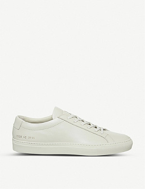 COMMON PROJECTS Achilles low-top trainers