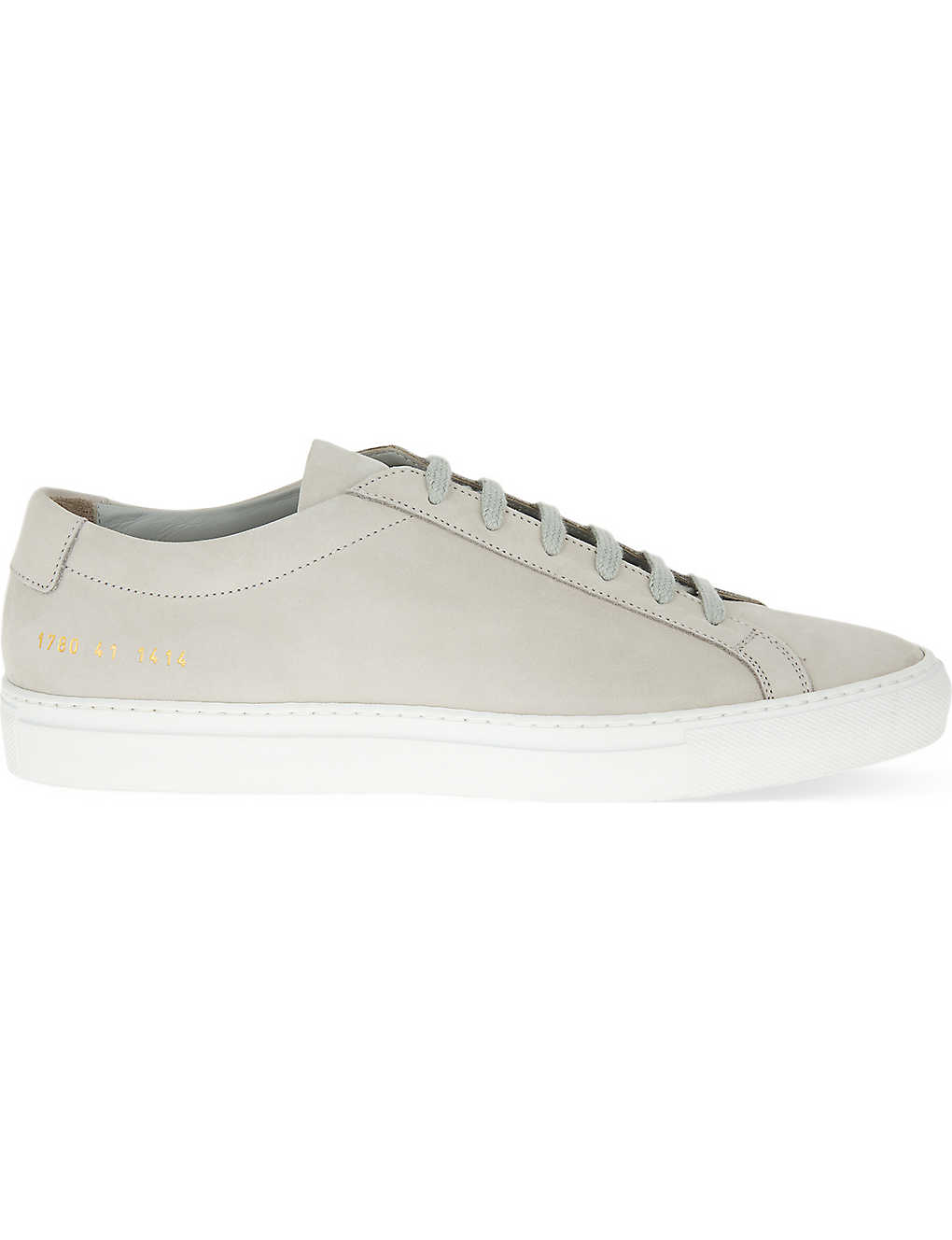 COMMON PROJECTS: Original Achilles nubuck low-top trainers