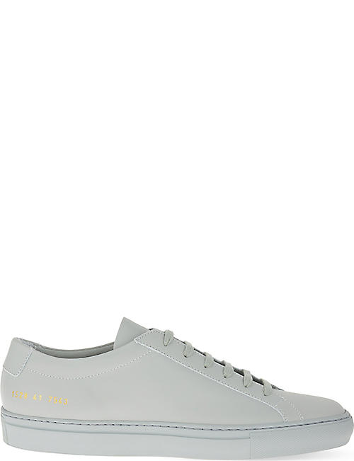 5eb7b56cd19f COMMON PROJECTS Original Achilles low-top leather trainers
