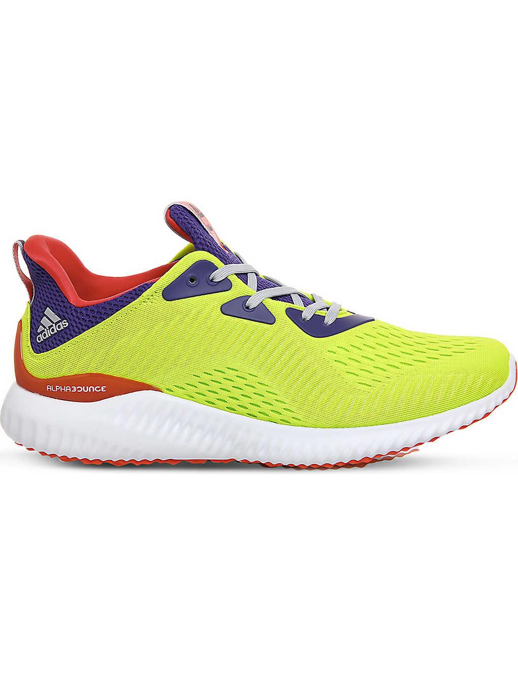 buy online 8f7b3 508c6 ADIDAS - Alphabounce Kolor trainers | Selfridges.com