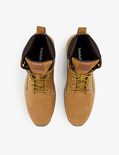 TIMBERLAND Killington Chukka leather boots