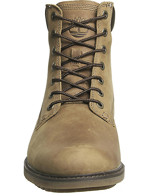 "TIMBERLAND Slim 6"" leather boots"