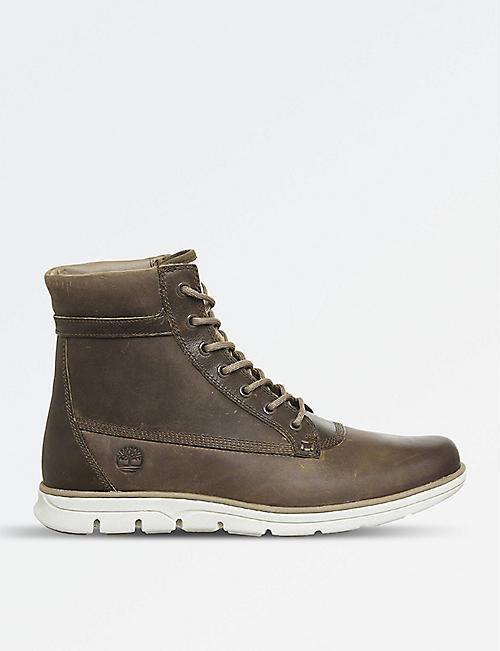 TIMBERLAND Bradstreet leather boots c44cf16572