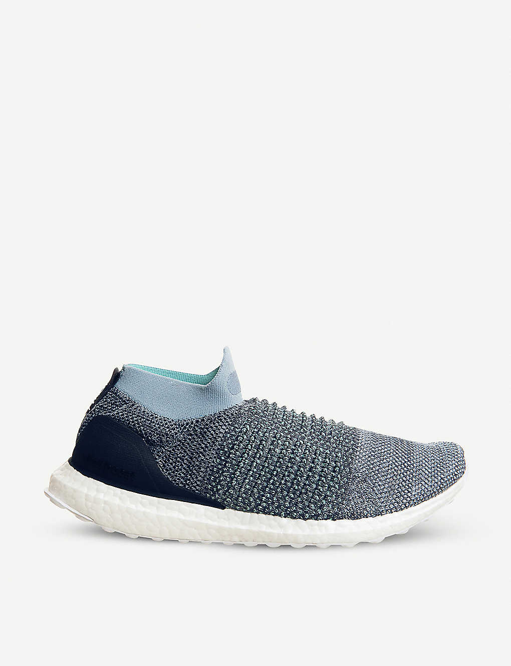uk availability 06150 d3e0d UltraBoost laceless Parley shoes - Parley raw grey ...
