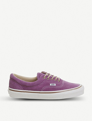 VANS Era 95 DX suede trainers