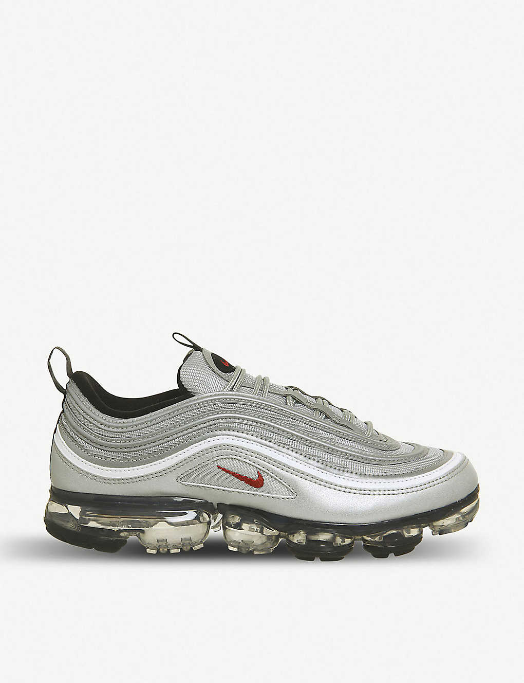 new concept ae90c fd56f Air VaporMax 97 leather trainers ...