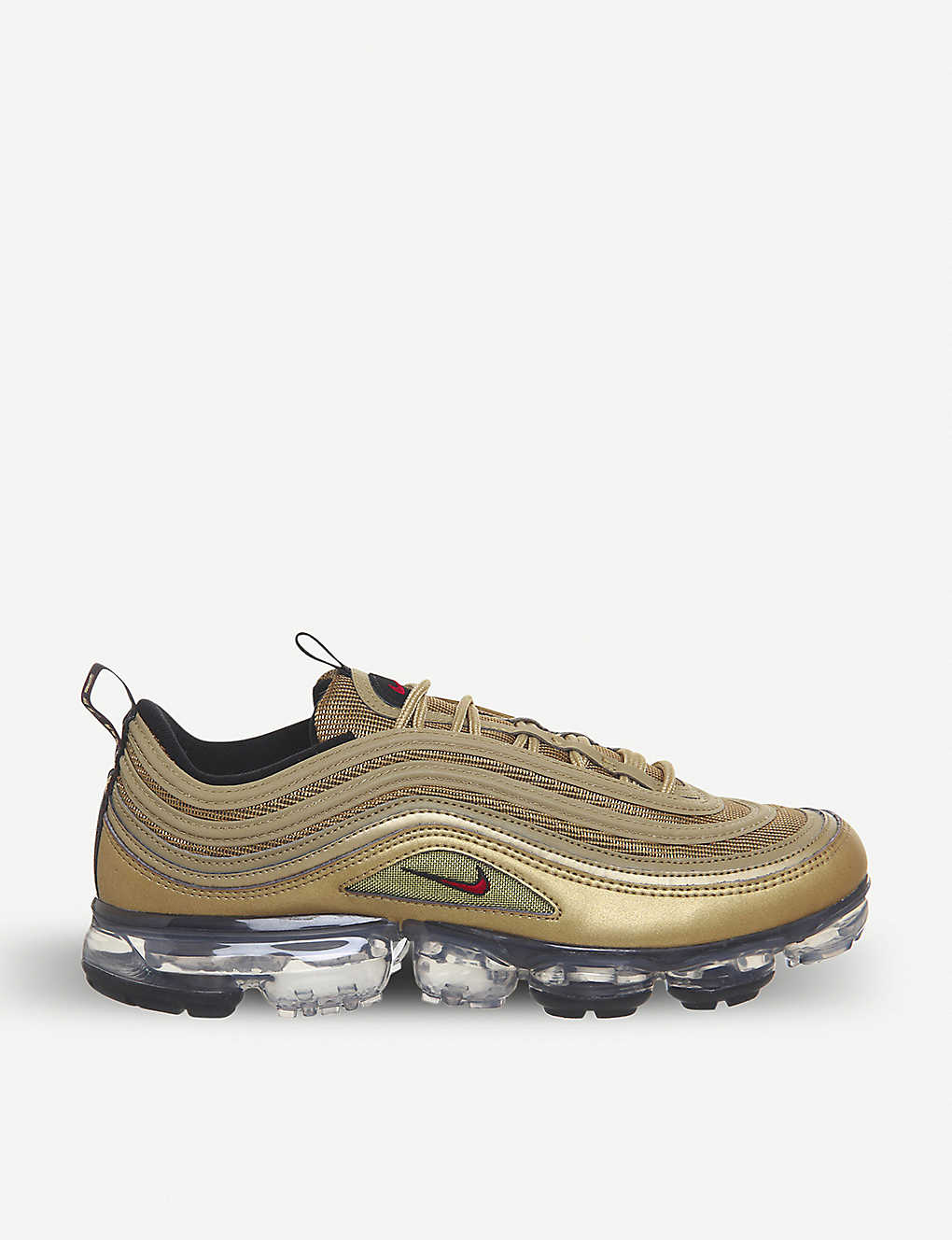 bd0c056f46b NIKE - Air VaporMax 97 leather trainers