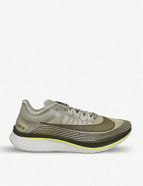 195c68bbcee9 NIKE - Zoom Fly mesh trainers