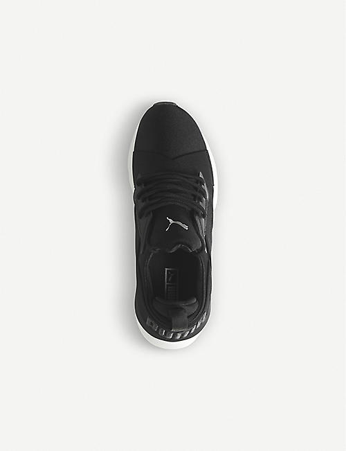 PUMA Muse X-trap satin trainers
