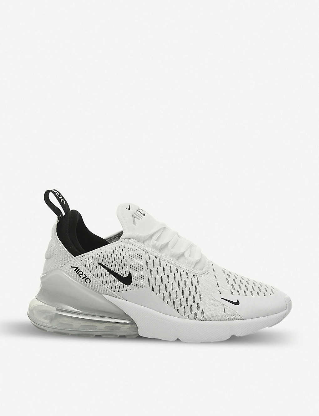 224aca09419d9 Air Max 270 trainers - White black white ...