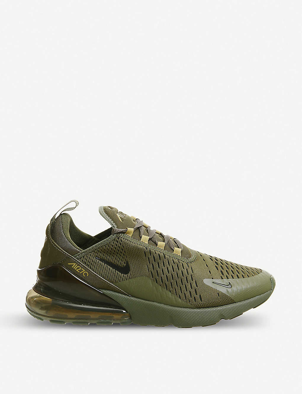 classic fit 2f046 ccf68 Air Max 270 mesh trainers ...