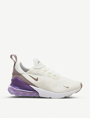 NIKE Air Max 270 mesh trainers