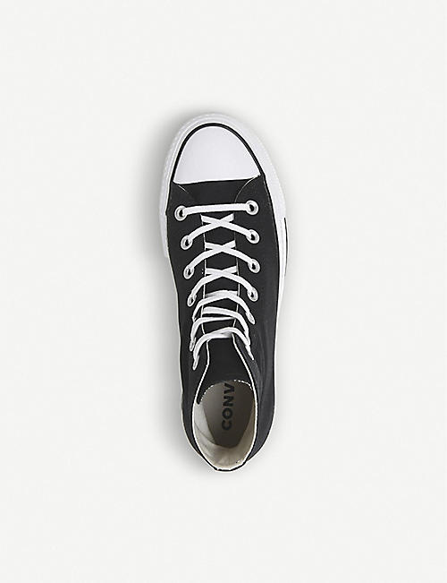 CONVERSE Chuck Taylor All Star Lift high-top flatform trainers