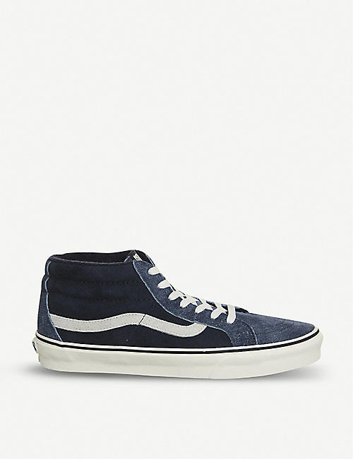 0b88315e8e VANS Sk8 mid-top suede trainers