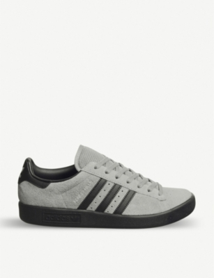 ADIDAS Forest Hills suede trainers